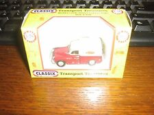DIE-CAST - MORRIS MINOR VAN - BRITISH RAIL - MV/1324/S  - 00 gauge / 1:76 model