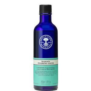 Neal's Yard Remedies Aromatic Foaming Bath – 200ml – Factory Sealed - BBE 10/21