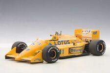 Autoart 88726 - 1/18 Lotus 99T Honda F1 Japanese Gp 1987 Nakajima #11 - Neu