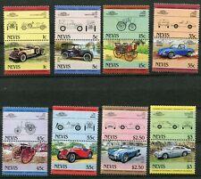Navis 148 - 163 postfrisch, Autos