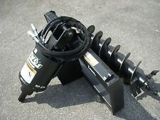 "Bobcat Skid Steer Attachment - Lowe BP210 Hex Auger with 18"" Bit Ship $199"