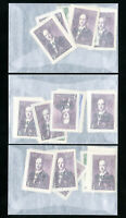 Finland Stamps # N22-7 VF Lot of 11 sets w/ Karelia overprints OG NH