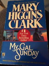Mary Higgins Clark - My Gal Sunday (1997) - Paperback