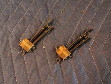 WILLIAMS 1978 PINBALL MACHINE PLAYFIELD RIGHT & LEFT FLIPPER SWITCHES!