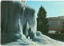 CUNEO - FONTANA MONUMENTALE - STAZIONE CUNEO NIZZA 1971
