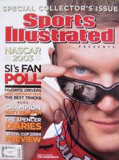 Dale Earnhardt Jr Signed 03 Sports Illustrated Mag JSA