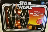 Star Wars Imperial Tie Fighter Kenner Hasbro Vintage Collection Exclusive New