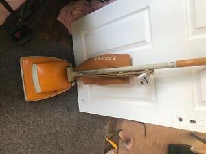 vintage hoover vacuum cleaner