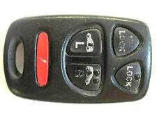 Car Key Fob Keyless Entry Remote fits 2002 2003 2004 2005 2006 Mazda MP-V Set of 2 OUCG8D-325A-A, E4EG8D-325A-A