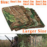 Oxford Fabric Camouflage Net Camo Netting Hunting Shooting Hide Army 5 Sizes