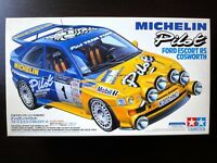 TAMIYA 1/24 MICHELIN Pilot FORD Escort RS Cosworth No.153 Valuable Steal !