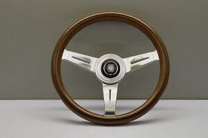 NARDI ND CLASSIC 330MM WOOD Glossy Spoke Steering Wheel - 5061.33.3000 IN STOCK!