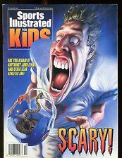 Sports Illustrated For Kids October 1993 w/Mint Cards John Kruk+ jhsi