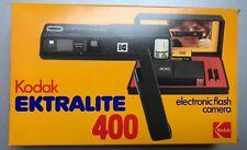 KODAK Ektralite 400 Kompakt Kamera Pocket Film Requisite Sammler lesen NEU OVP