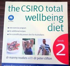 The CSIRO Total Wellbeing Diet Book 2: Bk. 2 by Peter Clifton, Dr Manny Noakes (