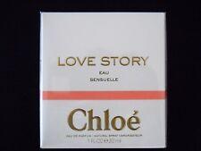 Chloe LOVE STORY Eau Sensuelle 30ml Eau de Parfum  Spray NEU mit Folie