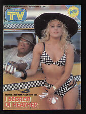 SORRISI 32/1988 HEATHER PARISI BUD SPENCER (BIG MAN) IVANA SPAGNA CELENTANO MUTI