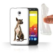 Housses et coques anti-chocs Alcatel Pop 4 pour téléphone mobile et assistant personnel (PDA) Alcatel