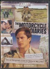 The Motorcycle Diaries (DVD, 2005, Canadian, Fullscreen)