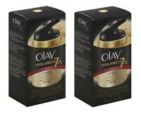 Olay Total Effects 7 in 1 Anti Aging Moisturizer, 1.7 Oz (Pack of 2)