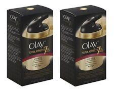 Olay Total Effects 7 In 1 против старения увлажнитель, 1.7 унций (примерно 48.19 г.) (упаковка из 2)