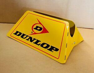 NEW Tyre Display Rack Dunlop Tyre Service