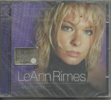 LEANN RIMES - I Need You (2002) CD