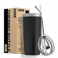 20oz Stainless Steel Vacuum Double Wall Insulated Tumbler Travel Mug / Lid/Straw