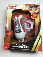 Disney Planes Fire & Rescue Rodger That Projector Light
