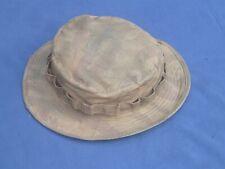 Vietnam War Large Rim Camouflaged Boonie Hat Large Size