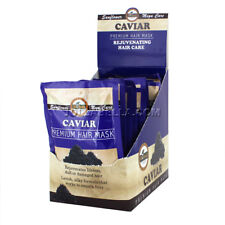 Difeel Caviar Hair Mask Rejuvenating Smooth Lifeless Damaged Hair 1.75oz -6 Pack