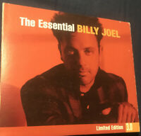 The Essential Billy Joel LIMITED EDITION 3.0 RARE 3 CD Digipak Set