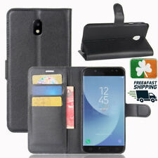 Brand New PU Leather wallet Case Cover For Samsung Galaxy J3 2017