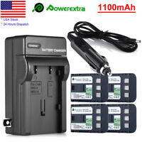 NB-2LH NB2L Battery +Charger For Canon Rebel XT XTi EOS 350D PowerShot S30 G9 G7