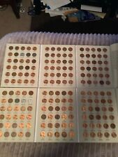 2- 1941-1974 Lincoln Cent books Complete