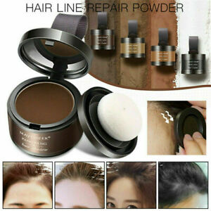 Waterproof Hair Line Shadow Powder Volume Max Shading Powder Men Women Makeup @