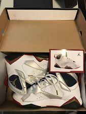 Air Jordan Retro 7 Olympic 2004 Release Size 12