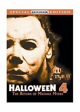 Halloween 4: The Return of Michael Myers (Special DiviMax Editi... Free Shipping