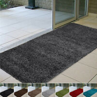 Large Indoor Door Rugs Entrance Rug Dirt Trapper Barrier Doormats Washable Mats