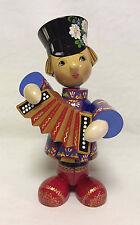 Russian Matryoshka - Handmade Linden Wood Doll - Boy Vanya Medium #3
