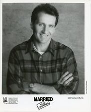 ED O'NEILL PORTRAIT MARRIED WITH CHILDREN ORIG 1987 FOX TV PHOTO