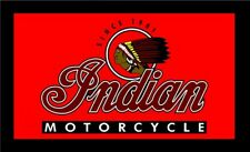 Indian Motorcycle Logo 3' X 5' Usa Banner/Flag,gilroy,chief/ scout $1 Shipping