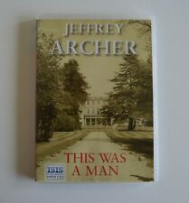 This Was A Man - by Jeffrey Archer - MP3CD - Audiobook