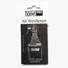 Valet Pro Coco Crush ambientador de aire, detalle de Valeting,