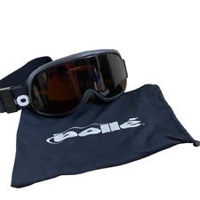 Bolle Snow Goggles Vermillon  X200 Black NOS SNOWBOARD SKI Goggle