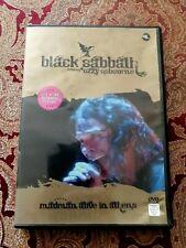 Madman Alive in Athens / Black Sabbath Ozzy Osbourne (DVD, 2008 Showtime)