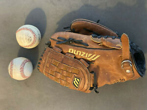 baseball glove 11.5 mizuno mww 1159 world win leather rht