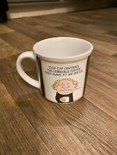 Recycled Paper Products Coffee Mug Dale Horrible Office Coffee Cup Funny