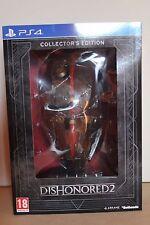 Dishonored 2 - Collectors Edition | PS4 | NEU & OVP | UNCUT |