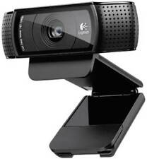 Logitech HD Pro Webcam c920 - 1080p Full HD h.264 de vídeo estándar estéreo sonido USB